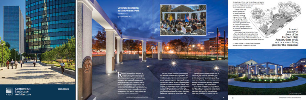 3 Keys to Architectural Photography Collaboration: Hartford Veterans Memorial Project